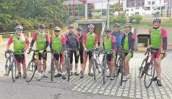 Gubener Radsport e.V. sichert sich 2. Platz bei Niederlausitzer Seerundfahrt
