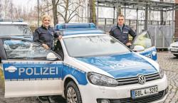 Wie wird man Polizist?