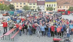 Rege Beteiligung bei der Tour de OSL