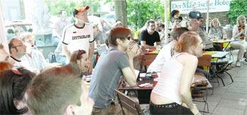 Lausitz bangt um den Einzug des deutschen Teams ins Achtelfinale