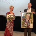 Forst: Gelungenes Festwochenende mit neuer Rosenkönigin