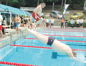 Spremberg: 24 Stunden Schwimmspaß
