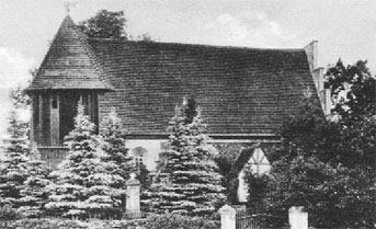 Wolkenberger Kirche