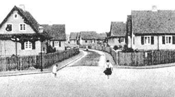 Spremberg: Kriegerheimsiedlung