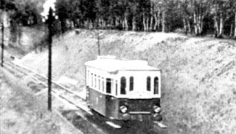 Spremberg: Diese Bahn fuhr bis 1933