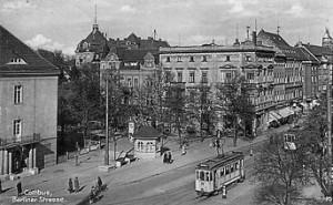 Altes Cottbus: Berliner Platz und die alte Mädchenschule
