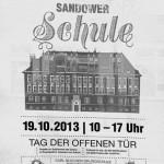 Altes Cottbus: Die Sandower Gemeindeschule