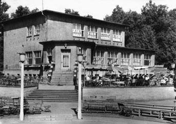 Lausitz: Tanzgaststätte in Forst
