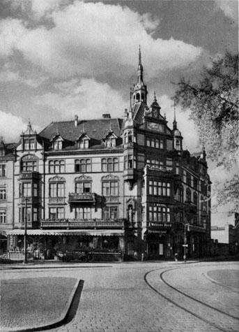 Cottbus: Vom Grand-Hotel zum Postamt