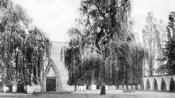 Forst: Altes Krematorium erkannt