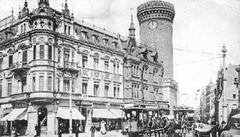 Cottbus: Der Spremberger Turm bekam erst 1825 seinen ritterlichen Zinnenkranz