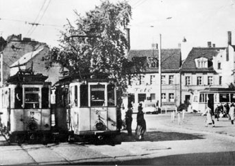 Cottbus: Umsteigen am Berliner Platz