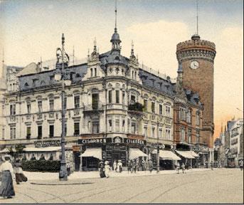 """Cottbus: """"Dicke Turm"""" gibt den Blick frei"""