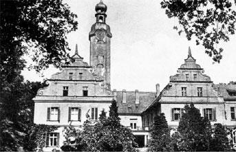 Guben: Schloss Amtitz