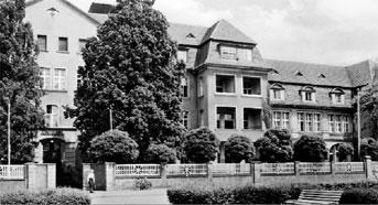 Forst: Krankenhaus im Wandel der Zeit