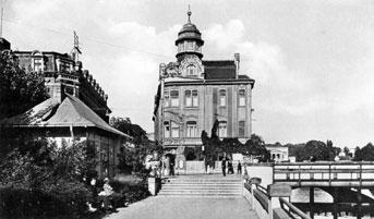 Guben: Café Schöneberger