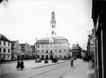 Cottbus: Altes Cottbuser Rathaus