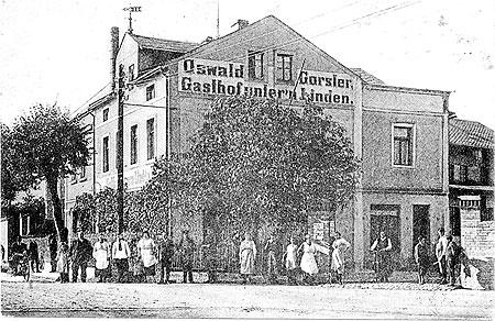 Senftenberg: Gasthof untern Linden