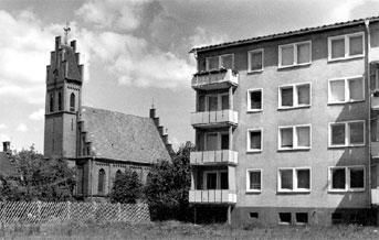 Forst: Herz-Jesu-Kirche