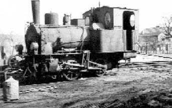 Spremberg: Stadtbahnlok vor der Verschrottung
