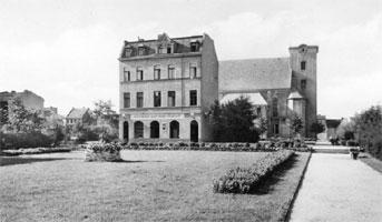 Forster Stadtkirche hat viele Brände erlebt