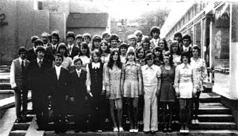 Forst: Jugendweihe 1974