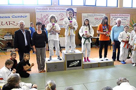 Judokas holen Titel