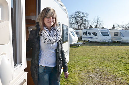 Frühlingsfest zum Camping-Saisonstart in Peitz