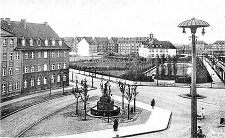 Forst: Die Liebe begann am Weberbrunnen