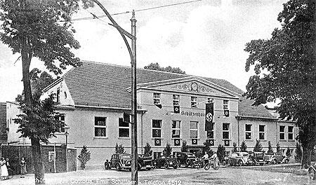 Cottbus: Das Schützenhaus stand in Sandow