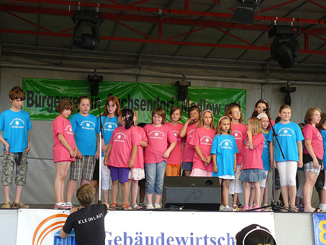 Sachsendorf-Madlow lädt zum 16. Bürgerfest