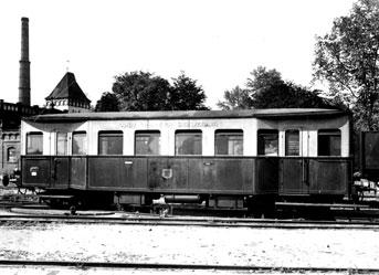 Spremberg: Stadtbahn am Rossplatz