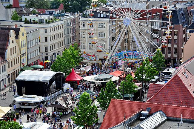 Feiern in der Cottbuser Innenstadt an diesem Wochenende