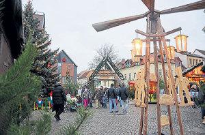Auf zum Weihnachtsmarktbummel pünktlich zum 1. Advent