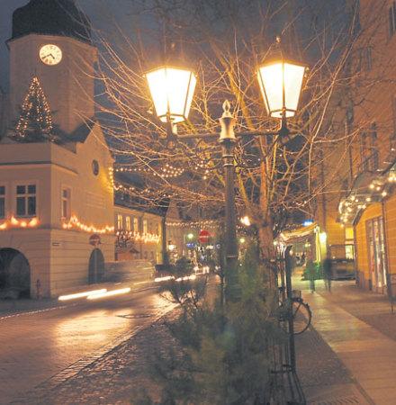 Turmblasen am 7.12. in Spremberg