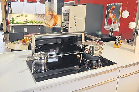 Die Küche wird zum Wohnzimmer