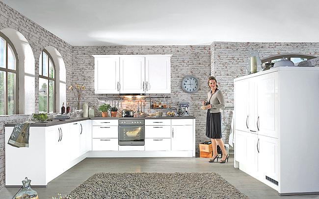 Roller küchen landhaus  Die Küche wird zum Wohnzimmer - Märkischer Bote