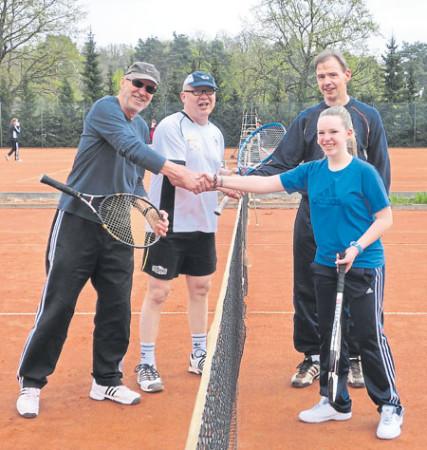Spremberg: Tennissaison beginnt wieder