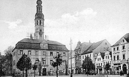 Cottbus: Glocke stürzte beim Brand 1945 ab
