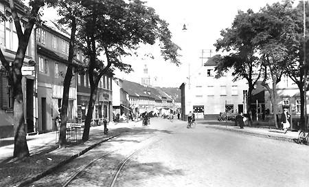 Spremberg: Vor dem Weltkrieg aufgenommen