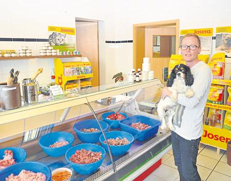 Region: Frischfleisch für Hund und Katz' im Trend