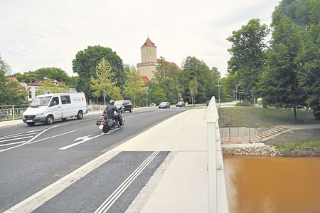 Spremberg: Freie Fahrt nach Slamen