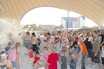 Cottbus: Tanz, Gesang und Spiele zum Bürgerfest im Stadtsüden vom 5.-7. Juni