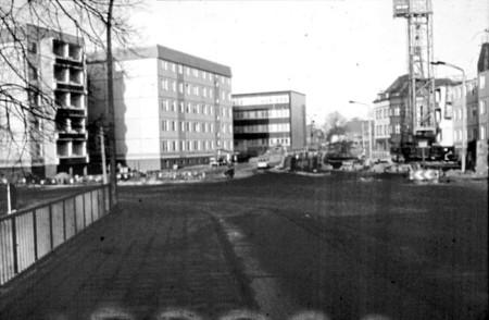 Spremberg: Schlossbrücke vor dem Neubau