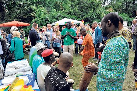Das Stadtfest Cottbus ist auch ein Ort des Lernens