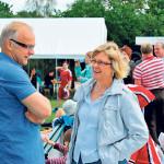 Wacker will feiern. Und Meister werden - Sportfest ab 12. Juni