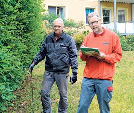 Cottbus: Seit 25 Jahren gegen Schädlingsplagen
