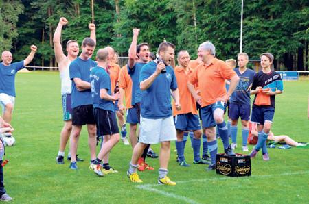 Branitzer feiern gemeinsam mit dem Stadtsportbund vom 24.6. bis 28.6.