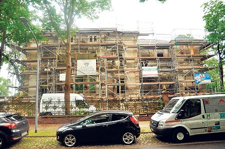 Schutz für wertvolle Forster Bauwerke