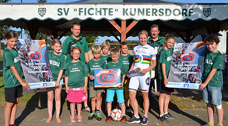 4 Tage Sport in Kunersdorf ab Donnerstag, 30.7.